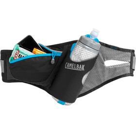 CamelBak Delaney Trinkgurt Podium Chill black/atomic blue